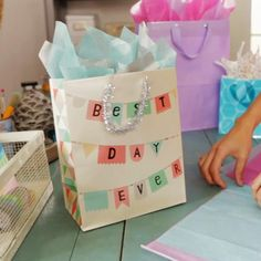 Gift Wrapping Video: How to Put Tissue Paper in a Gift Bag | Learn the art of gift wrapping from the experts at Hallmark.