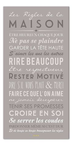 Word boards and custom linens Positive Attitude, Positive Vibes, Usui Reiki, Word Board, Quote Citation, French Quotes, Fathers Day Crafts, Cool Words, Quotations