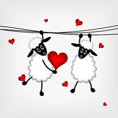 Chili Chocolate Valentine Truffles – sevdiğim resimler – Home Recipe Shaun The Sheep, Sheep And Lamb, Funny Valentine, Happy Valentines Day, Valentine Day Cards, Valentine Heart, Chocolate San Valentin, Chocolate Chili, Chocolate Truffles