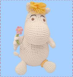 retro and vintage style accessories, homeware, gifts, fabric and craft Crochet Hippo, Crochet Toys, Knit Crochet, Chrochet, Pet Toys, Doll Toys, Needful Things, Amigurumi Toys, Soft Dolls