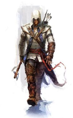 Assassin's Creed III - Connor                                                                                                                                                                                 Plus