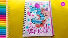 tercer periodo - Buscar con Google Bullet Journal Inspo, Bullet Journal Ideas Pages, School Notes, Doodles, Lettering, Drawings, Cool Stuff, Anime, Diy