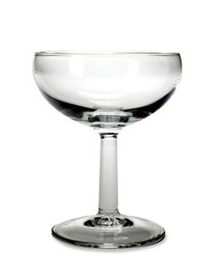 Bring some retro to your event with our coupe champagne glasses...works well for a champagne waterfall...