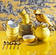 COLOURS - Tea and Coffee Set