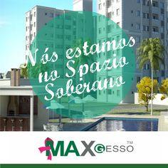 Nós estamos na obra Spazio Soberado, em Lauro de Freitas, Bahia. Não de fora!  O melhor gesso, nas melhores construções. Veja: http://www.mrv.com.br/imoveis/apartamentos/bahia/laurodefreitas/buraquinho/spaziosoberano