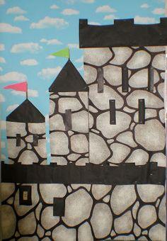 The Card Castle: Castle Bulletin Board