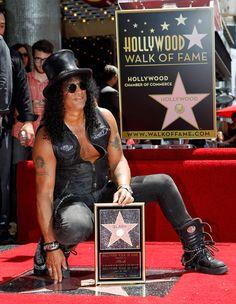 Ένα αστέρι για τον πρώην κιθαρίστα των Guns N' Roses