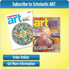 Art History on demand- links to info about artists an cultures, periods and styles