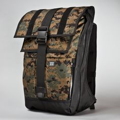 The Vandal - This is a cool Back Pack/Bag...........reminds me of a Rucksack.