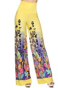 M Wide Leg Polyester Regular Size Pants for Women Wide Leg Palazzo Pants, Printed Palazzo Pants, Printed Pants, Sheer Pants, Skirt Pants, Dance Outfits, Chic Outfits, Fashion Outfits, Fur Fashion