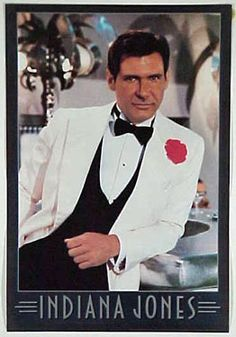 Classic Hollywood Tux