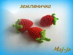 вязаные фрукты МК