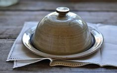 Rustic Butter dish