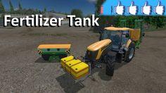 Review Fertilizer Tanks #FS15