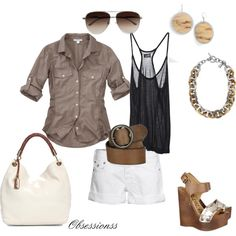 love for summer outfit!!