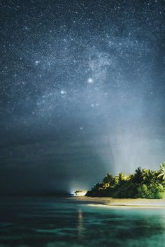 Likes, 293 Comments - Patrick Maldives, Night Skies, Mystic, Waves, Sky, Instagram Posts, Nature, Night Lights, Wellness