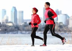 Tips for running with your sweetheart so you both can be on a path of love.