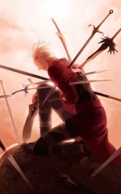 Fate/Stay Night - Archer