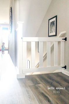 How To Build A 10 Minute Baby Pet Gate Diy Projects Diy Home