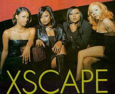 Xscape, where Kandi Buruss got her start from. They were pretty damn good back in the 90's.