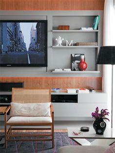 As cores dão vida a este apartamento carioca - Casa
