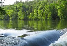 The Talimena National Scenic Byway, a breathtaking 54-mile ...