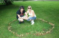 Ritchie Blackmore and wife Candice Night