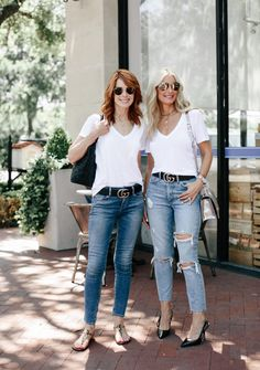 outfits How to Style a Gucci Belt It Just Takes A Little Creativity Article Body: If you are a paren Casual Outfits, Summer Outfits, Cute Outfits, Womens Fashion Online, Latest Fashion For Women, Gucci Outfits, Fashion Outfits, Gucci Marmont Belt, Black Gucci Belt