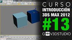 Introducción a 3ds Max 2012 -13- Edición avanzada de geometrías.