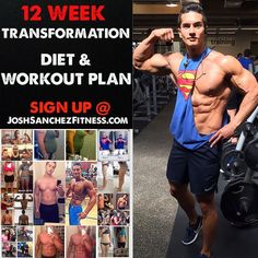 Are you ready to take your fitness to the next level? Then try training with me online and filling one of the spots I have left available! I love helping others make fitness easy and getting them to their fitness goals! Will YOU be next?!? JOIN my team today! BOOM!!! Here's WHAT it includes and HOW to sign up!  12 Week Program Includes  Available for Males & Females Customized Workout Plans Personalized Meal Plans Vegetarian Plans Grocery List Sample Meal Plans Supplement Guidance Fat Loss…
