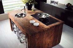 Modna kuchnia to na pewno kuchnia z wyspą kuchenną! Zobacz jak urządzić kuchnię…