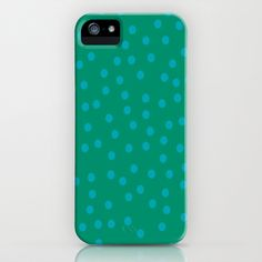 Jade and Sky iPhone & iPod Case by TheseRmyDesigns - $35.00
