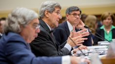 In Congress, Kerry unsure if Iran wishes to destroy US