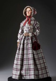"""Mary Lincoln (1842) - This Lexington Belle was Husband Hunting in the """"Wilderness"""""""