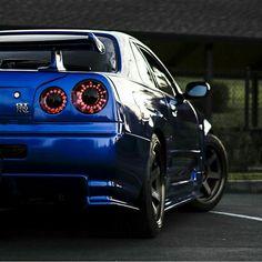 Nissan Skyline Gt R, Nissan Gtr R34, Nissan Gtr Skyline, Tuner Cars, Jdm Cars, Jdm Wallpaper, High End Cars, Custom Muscle Cars, Japanese Cars