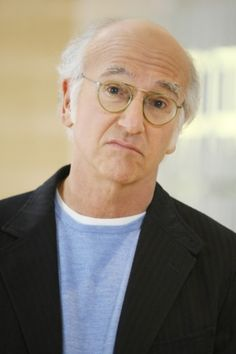 Larry David - a genius at observing human behavior and confronting modern etiquette issues