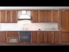 Έπιπλα κουζίνας SFENDA Kitchen Cabinets, Home Decor, Interior Design, Home Interior Design, Dressers, Home Decoration, Decoration Home, Kitchen Cupboards, Interior Decorating