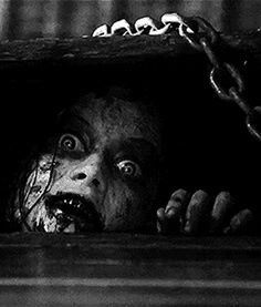 Evil Dead. Even this picture gives me the heebs.