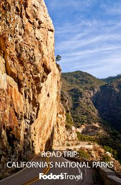 This trip takes you to California's most popular national parks: Yosemite, Sequoia and Kings Canyon, and Death Valley. Yosemite Sequoia, California Tourist Attractions, Canyon Park, Vacation Trips, Vacation Destinations, Vacations, Road Trip Essentials, California National Parks, United States Travel
