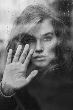 Portrait in the Rain by Nina Masic on 500px