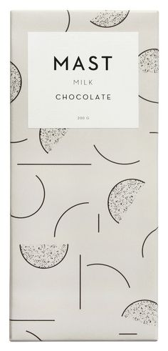 Embalagem Mast Chocolate