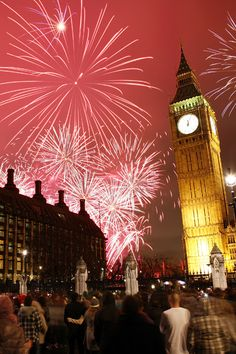 Epic fireworks displays, all-night dance parties, one-of-a-kind cultural traditions—you'll find all these and more in the world's best places to celebrate New Year's.