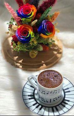 Rainbow Promise, Cocoa Tea, Ground Coffee Beans, Turkish Coffee, I Love Coffee, Chocolate Coffee, Coffee Cafe, Wine Drinks, Tableware