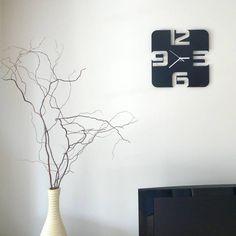 Zegar ścienny urlik design Numeral