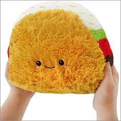 The Mini Squishable Taco!!! It is spicy, squishy, and available for preorder…