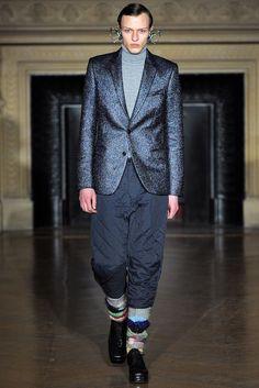 Walter Van Beirendonck - Fall 2013 Menswear
