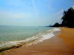 Travel Photography: Cha am Beach, Thailand