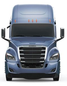 New Cascadia Front View