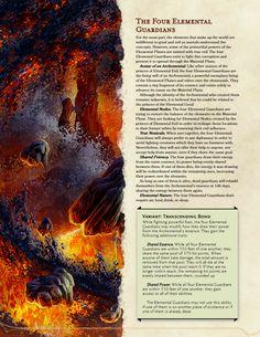 [5e][Monsters] Lynesth's Book of Wonderful Creatures - Album on Imgur