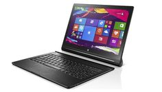 Yoga Tablet 2, da Lenovo, apresenta tela de 13 polegadas (Foto: Divulgação)